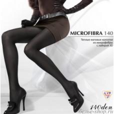 Плотные теплые колготки  Microfibra 140