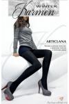 Теплые колготки Articlana Super Plus