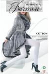 Плотные хлопковые колготки  Cotton