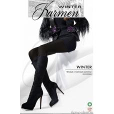 Теплые зимние колготки  Winter