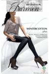 Теплые зимние колготки  Wintercotton Plus