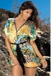 Классический халат кимоно Mia-Mia арт 15043