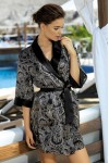 Классический халат кимоно Mia-Mia арт 15063