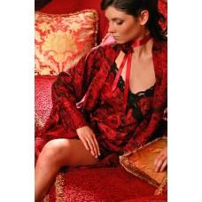 Классический халат кимоно Mia-Mia арт 5553
