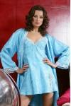Классический халат кимоно Mia-Mia арт 5703