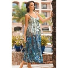 платье комбинация мaxi Mia-Mia арт5845