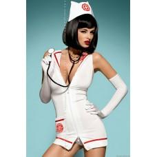 Эротический костюм Emergency dress