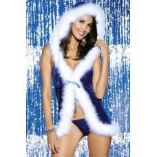 Эротический костюм Snowflake dress